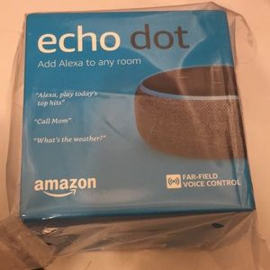 Other - Brand New Echo Dot 3rd Generation (#2)